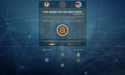 AlphaBay admin facing 20 years in US jail