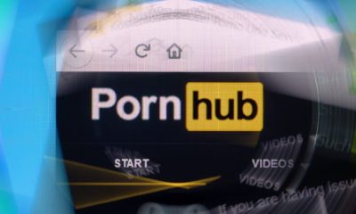 state action against Pornhub