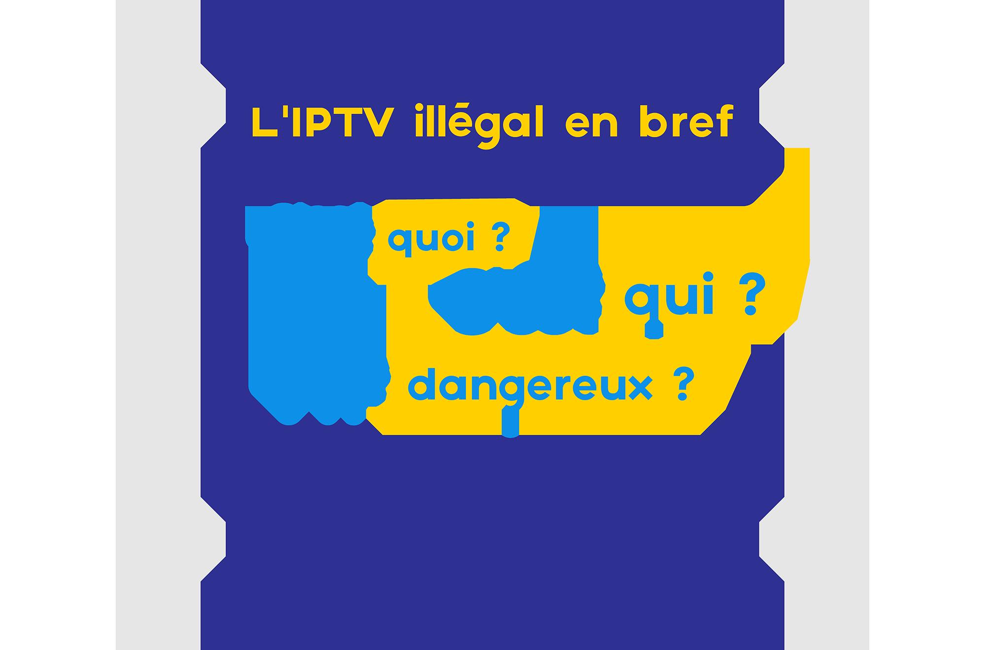 IPTV illegal