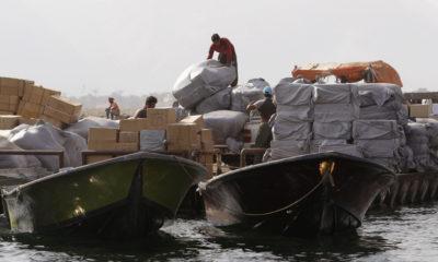 contrebande en Iran
