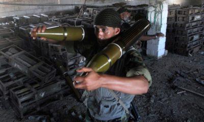 les armes du Hamas