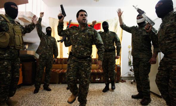 milices iraniennes