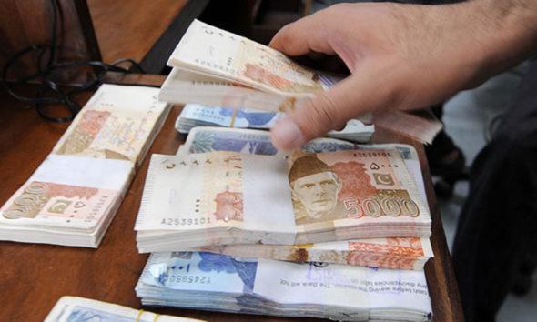 Trafic de dollars